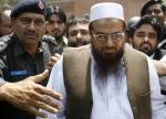 Lashkar-e-Taiba founder says sees room for Pakistan-India talks