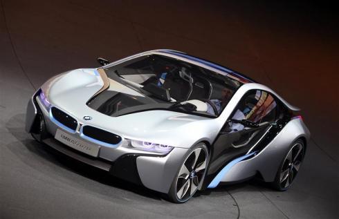 BMW i8 概念车