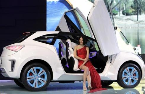 各路厂商聚首北京 中国车市竞争将空前激烈