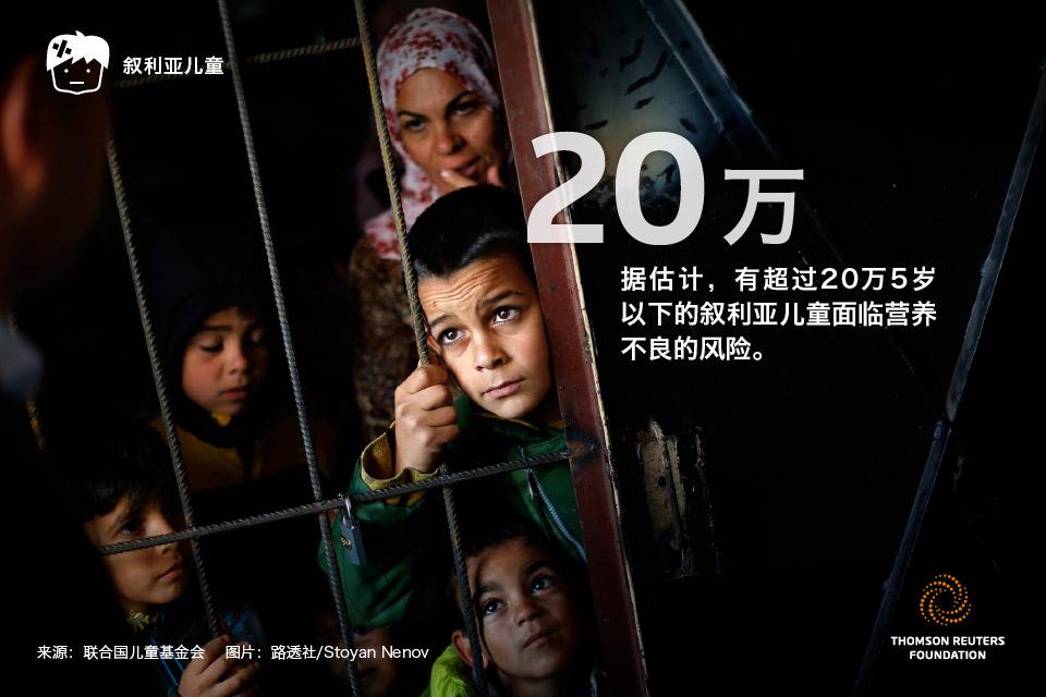 叙利亚儿童