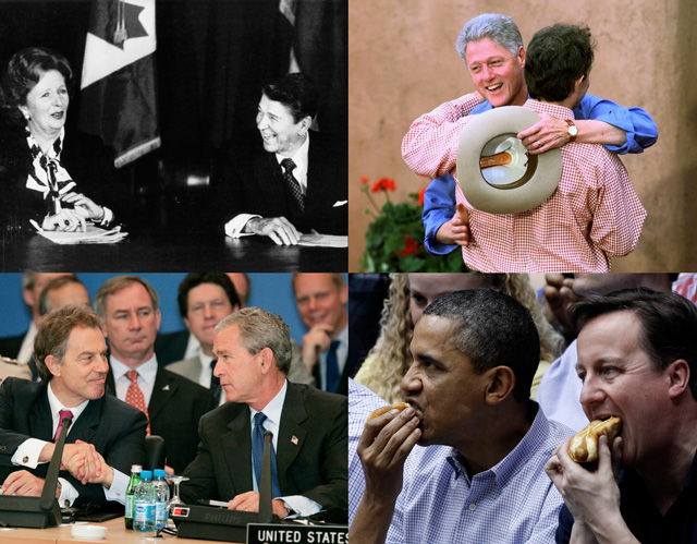 GALLERY: HISTORY OF A SPECIAL RELATIONSHIP