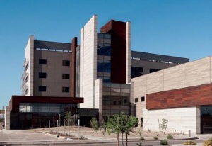 Banner Gateway Hospital, Gilbert, Arizona, is seen in this undated photo. The hospital's parent, Phoenix-based Banner Health, is one of the top 10 health systems in a new study conducted by Thomson Reuters.  Credit: Reuters/Banner Gateway Hospital