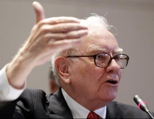 Warren E. Buffett, Chairman and Chief Executive Officer of Berkshire Hathaway, testifies before the Financial Crisis Inquiry Commission during a public hearing in New York in this June 2, 2010 file photo. Reuters/Shannon Stapleton