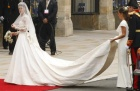 Kate Middleton arrives to Westminster Abbey, April 29, 2011. REUTERS/Phil Noble 
