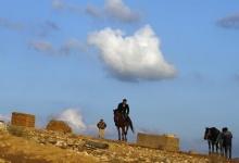 Israel's desert plan