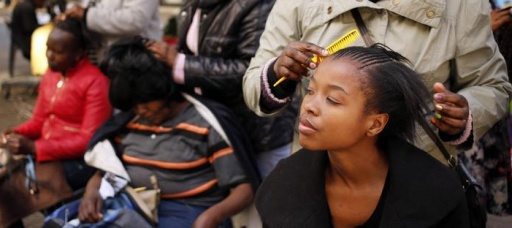 Africa's hairdressers weave a fortune
