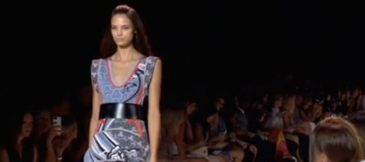 Herve Leger charges into Spring