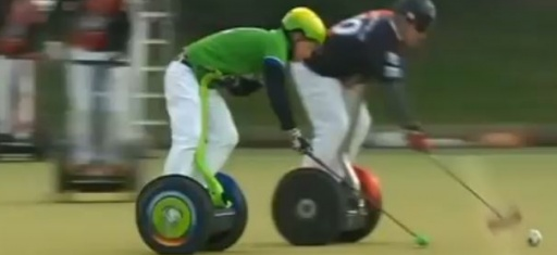 Segway polo anyone?