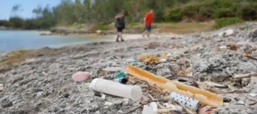 Plastic pollution devastating the world's oceans