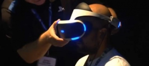 E3 sees virtual reality going mainstream
