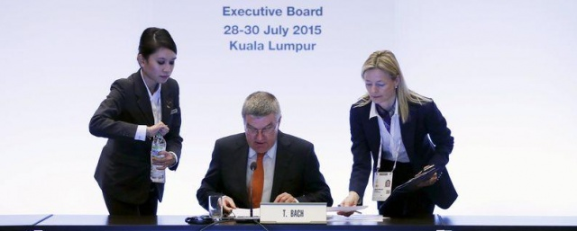 Games officials meet for 2022 vote