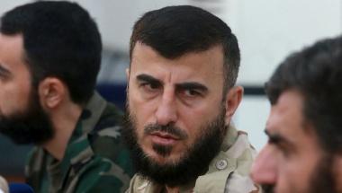 Syrian rebel leader killed