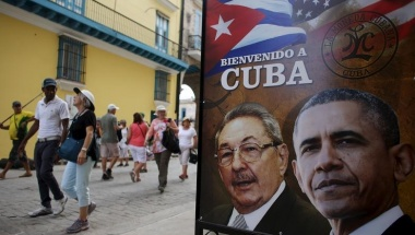 Cuba welcomes Obama