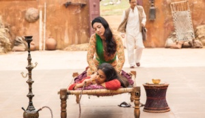 "Handout photo from the movie ""Begum Jaan"""