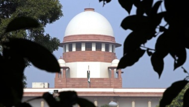 A view of the Supreme Court building in New Delhi December 7, 2010. REUTERS/B Mathur/Files