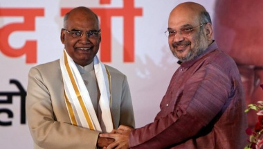 Kovind elected president in boost for Modi coalition