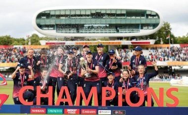 England beat India to win Women's Cricket World Cup