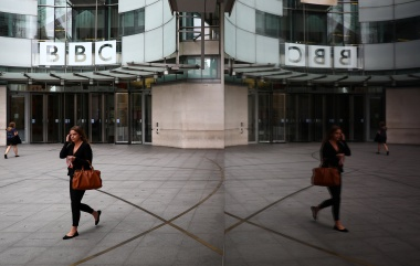 Female stars call on BBC to close gender pay gap