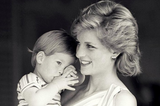 Sons remember Princess Diana in film 20 years after her death