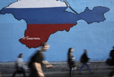 Why Ukraine gave up Crimea without a fight - and NATO is alert