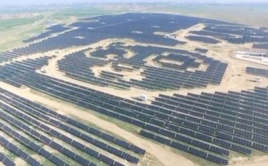 China plans 100 panda-shaped solar plants on new Silk Road