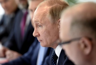Putin: We'll have to retaliate against 'illegal' U.S. sanctions