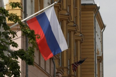 Russia orders out U.S. diplomats in sanctions retaliation