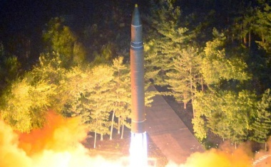 North Korea tests another ICBM, claims all of U.S. in strike range