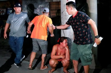 Philippines drug war kills at least 60 in three days