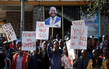 Kenyan opposition files case at Supreme Court challenging election results