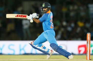 Dhawan leads India to thumping win over Sri Lanka