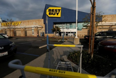 Best Buy forecasts 2021 profit largely below estimates