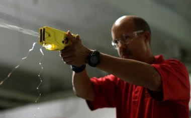 The garage science of Tasers