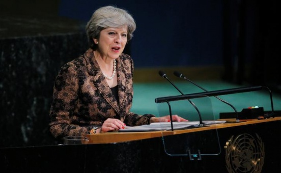 May seeks Florentine renaissance for deadlocked Brexit talks