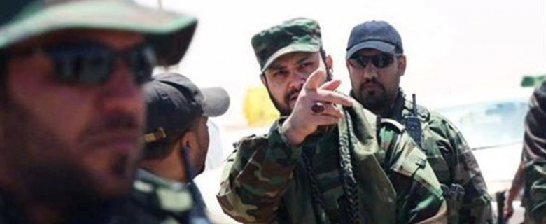 The Iraqi militia helping Iran carve a road to Damascus