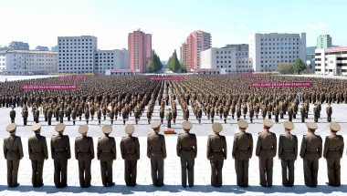 North Korea says rockets to U.S. 'inevitable'