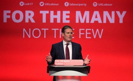 Labour proposes staying in customs union