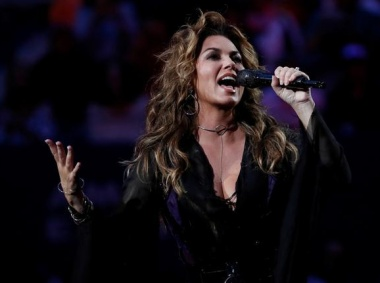 "Shania Twain bounces back with album ""Now"""