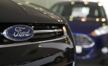 Ford and PSA lead European car sales decline