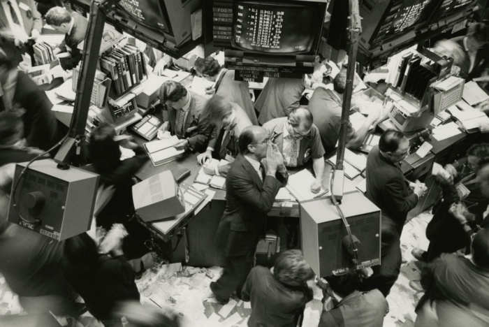 Thirty years ago this week, Wall Street slid into the abyss