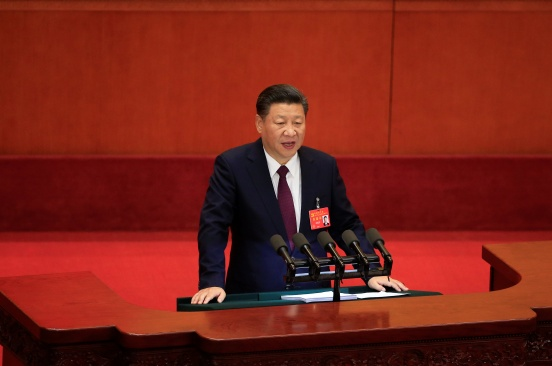 Xi's political ideology to be elevated in party constitution