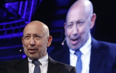 In blow to Britain, Goldman CEO to spend more time in Frankfurt