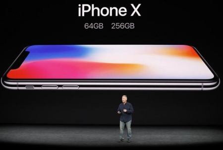 Demand for iPhone X will be substantial, not exceptional: poll