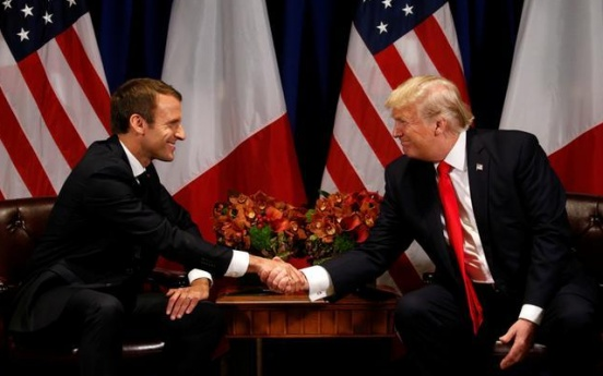 France defends Iran nuclear deal, Trump to decide ' very soon'