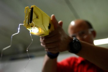 The garage science behind the stun gun that changed policing