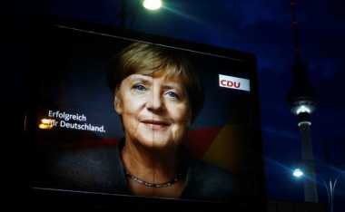 Fearing far-right surge, Merkel tells Germans to vote