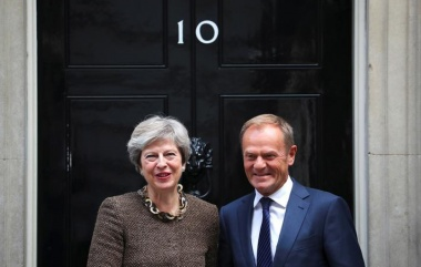 Brexit negotiations not ready for next stage yet - Tusk