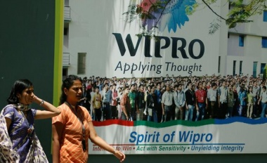 Wipro Q2 profit rises 6 percent, beating estimates