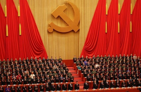 Xi's 'modern socialism' slogan to be elevated in party constitution