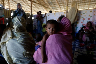 Rohingyas must go home but to safety, Bangladesh says